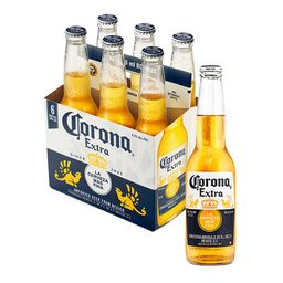 Corona  355ml Six Pack