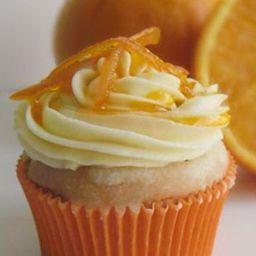 Duo Cupcakes Naranja