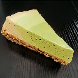 Pie de Matcha