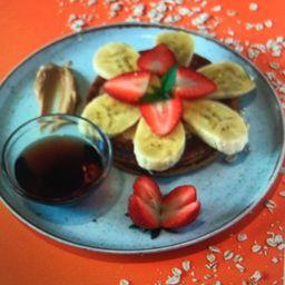 Pancake de Avena