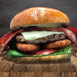 Hamburguesa Burger Santa