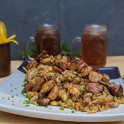 Promo Arroz Chaufa Con Pollo Para 2