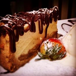 Cheesecake di Nutella