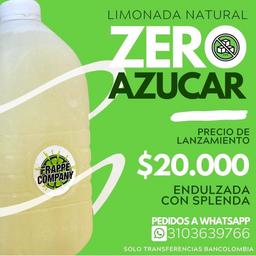 Limonada Zero 1,9LT
