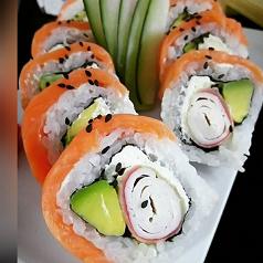 Sushi Ojo de Trigre