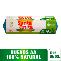 Santa Anita Huevos Rojos Aa