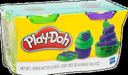 Play Doh Set 2 Tarros Plastili Play Doh 1 u