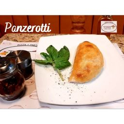 Panzerotti 4 Quesos y champiñones