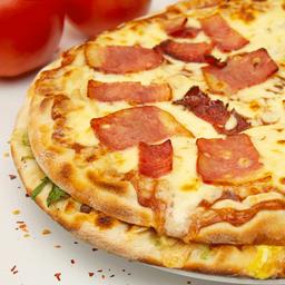 Pizza mediana burguer