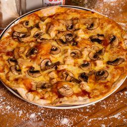Pizza Polloefunghi