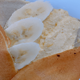 Crema Pastelera con Banano