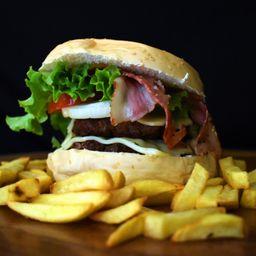 Hamburguesa Big Lomito