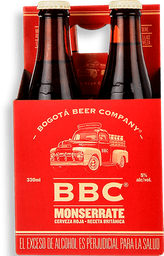 Cerveza Bogota Beer Company