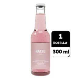 Soda Frambuesa & Rosas