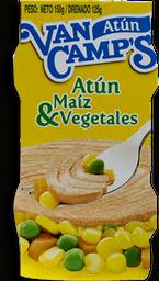 Atun Van Camps Maiz Y Vegetales