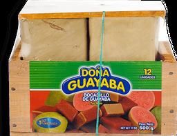 Bocadillo Dona Guayaba