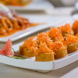 Sushi Salmón Crispy