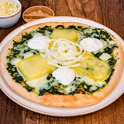 Pizza Quesos de Colombia