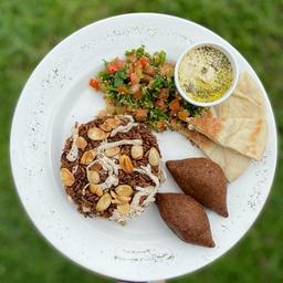 Almuerzo Árabe Gourmet