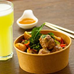 Lemongrass Thai Cãn y Limonada