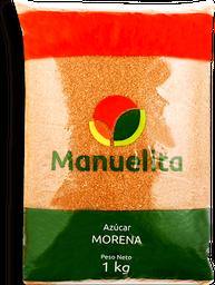 Azucar Manuelita Morena