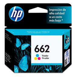 Tinta Hp 662 Tri-Color Marca: Hp