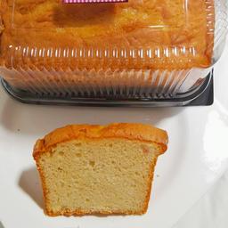 Porcion de mantecada o torta