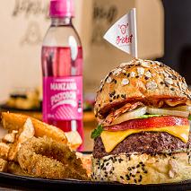 Combo Brisket Burger