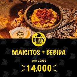 -30% Maicitos + Bebidas