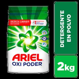 Detergente Aroma Original Ariel
