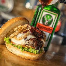 Jagermeister Burger