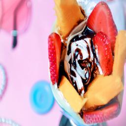 Chantilly Fresas, Mango y Chocolate