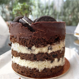 Torta ChocoOreo para 2