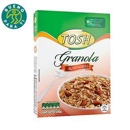 Granola Almendra Tosh