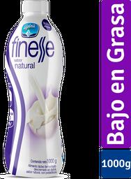 Alimento Lácteo Finesse Natural Botella X 1000G
