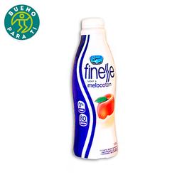 Yogurt Finesse Melocoton Botella