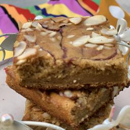 Torta Nutty Monkey  (Sin gluten)