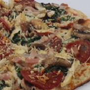 Pizza Bolognia Mediana