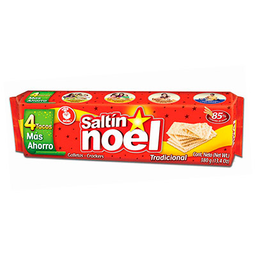 Galleta Saltin Noel