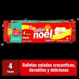 Galleta Saltin Noel