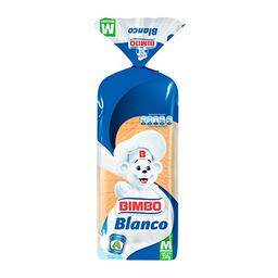 Pan Blanco Bimbo Tajado