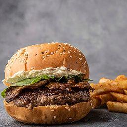 2 Burger Bacon Philadelphia