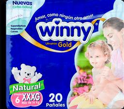 Pañal Winny Ultratrim