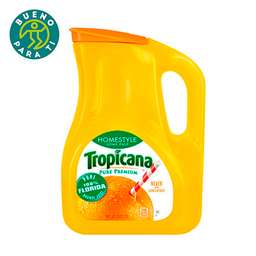 Jugo De Naranja Tropicana Con Pulpa