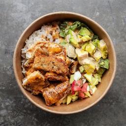 Bowl Tom Crispy Chicken