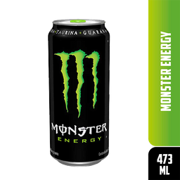 Bebida Energizante Monster Green