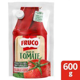 Salsa de Tomate Fruco Doypack 600g