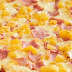 Pizza Hawaiana Small