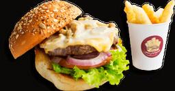 Burger Honolulu Hawaiana