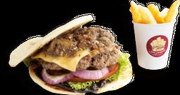 Burger La Meca Oriental